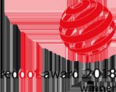 Nauticam2018蝉联获得RedDot奖项